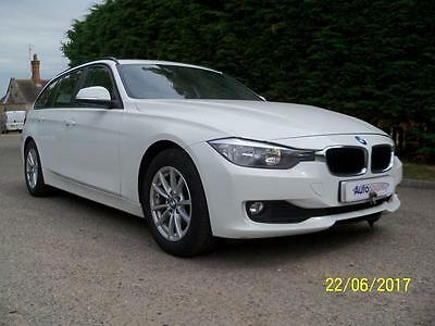 2015 BMW 320D EfficientDynamics Business Edition Salvage Category D 055968