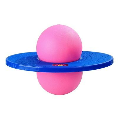Rock Hopper Balance Board Pogo Jumping Exercise Fitness Bounce Space Ball Toy