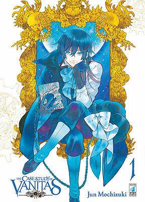 THE CASE STUDY OF VANITAS 1 + POSTER OMAGGIO - MOCHIZUKI Jun - STAR COMICS -10%