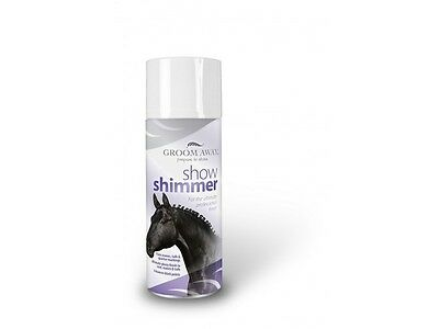 Groom Away Show Shimmer - 400ml - Showing