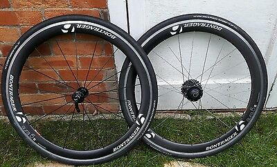 powertap g3 power meter Bontrager Aura 5 carbon clincher Raltech disc wheels