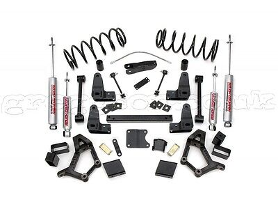 "Toyota 4Runner 4"" - 5"" Lift Kit Suspension Rough Country Greggson Off Road"