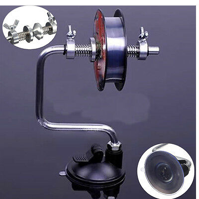 Adjustable Fishing Line Spooler Winder Reel Spool Winding System Tackle Tools