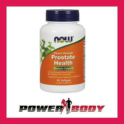 NOW Foods - Prostate Health Clinical Strength