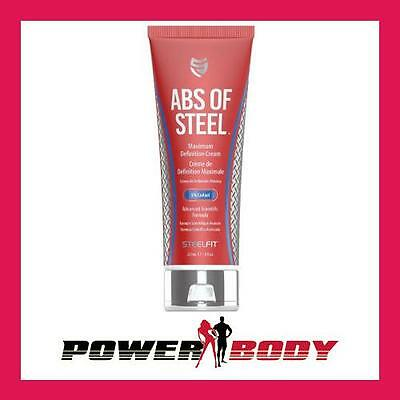 Pro Tan - Abs Of Steel, Maximum Definition Cream - 237 ml.