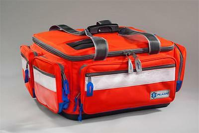 Plano Pediatric Trauma Bag, Orange, Lockable Zippers 911300 New with Tags