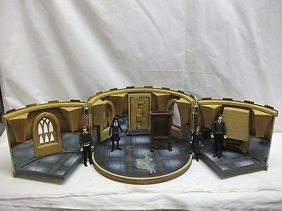 Harry Potter Room Of Requirement Playset With Cho Chang, Neville, Ron Etc
