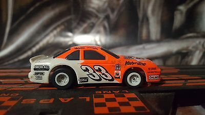 TOMY Turbo #33 NASCAR HO Slot Car AFX TYCO