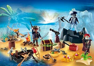 ★ Playmobil - Pirates - Personnages Figurines Accessoires - Neuf !!