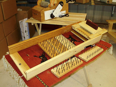 Southern Comfort Products,   Drum Carder , Box Picker,Hickory , Oil finish