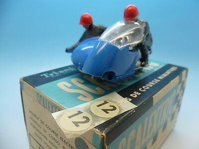 Scalextric French B2 Hurricane in mint condition, french box and even has the or