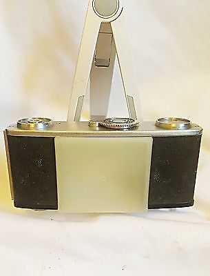 Vintage Mamiya Roll 35mm Film Holder Made In Japan Photography MINT W/ Case