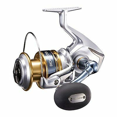 Shimano reel 16 BIOMASTER SW 6000HG 【Japanese fishing reel】