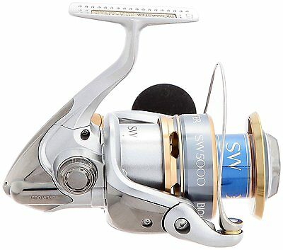 Shimano reel 13 BIOMASTER SW 5000XG 【Japanese fishing reel】