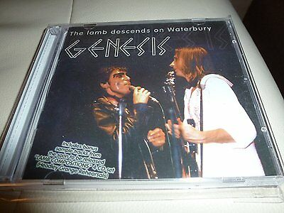 Genesis. 2Cd.live The Lamb Lies/ 74/. + Bonus /unreleased /sounboard Recording