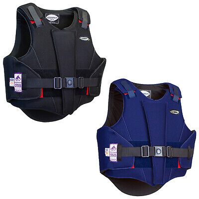 Champion Girls Zipair Body Protector New Equestrian Horse Riding Level 3 Safety