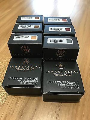 NEW Anastasia Beverly Hills Dipbrow Pomade Make Up Dip Brow Pomade