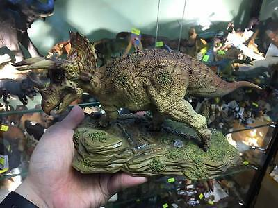 Dinosaur PVC Model Figure Figurine Triceratops Dolly 1/35 Scale in stock
