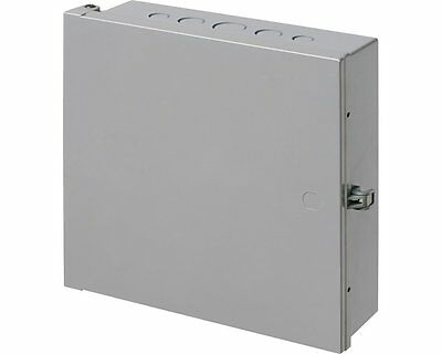 Arlington Electronic Enclosure Box Electrical Project Junction 12x12x4 New!