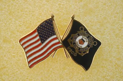 MILITARY COLOR GUARD Hat Pin Lapel Pin - $5 00 | PicClick