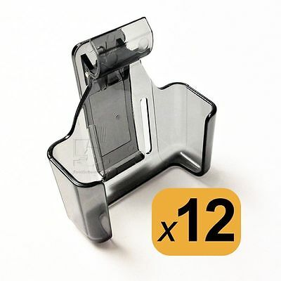 Pager Cradle Belt Clips for LRS Star RX-SP4 Server Pagers (1 dozen) New