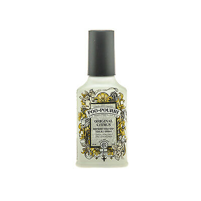 Poo-Pourri Before-You-Go Toilet Spray - Original Citrus 4oz (118ml)