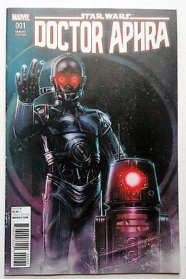 Doctor Aphra #1 (2016) Rod Reis Droids variant   COMBINED SHIPPING