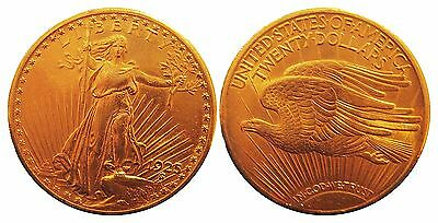 USA KM131, 20 Dollar Double Eagle 1925 in f.STG,  445009