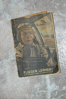 WW2 german Luftwaffe manual