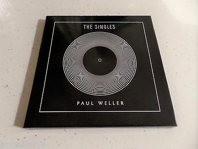 "Paul Weller - Saturns Pattern The Singles 7"" Vinyl Record BOX ONLY! NEW!"