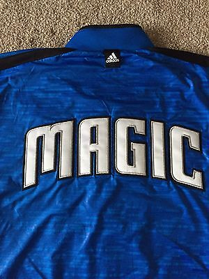 NBA Orlando Magic On court Jacket Large