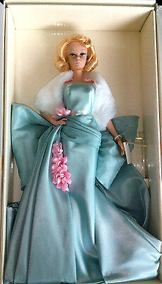 BARBIE SILKSTONE DELPHINE NRFB - NUOVA - model muse doll collection Mattel