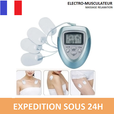 00Massage Electrostimulation Corps Minceur Musculation Acupuncture Relaxatio