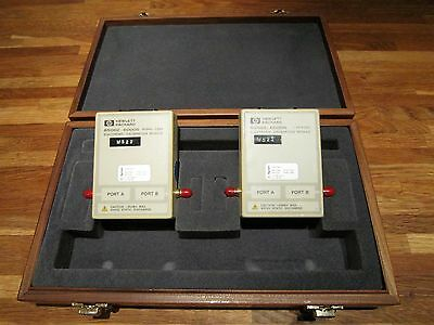 HP / Agilent 85062A-001-00F 45 MHz to 26.5 GHz 3.5mm Electronic Calibration Kit