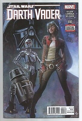 Darth Vader #3 (2015) High Grade   1st Doctor Aphra   COMBINED SHIPPING
