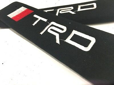 Seat Belt Cover for TRD Toyota Lexus 86 FRS IS ES Supra GS Celica