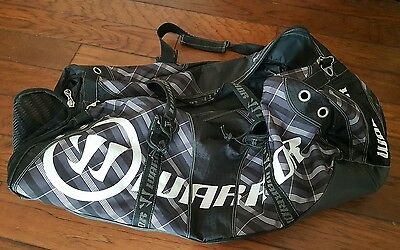 Warrior lacrosse equipment gear bag EXTRA LARGE