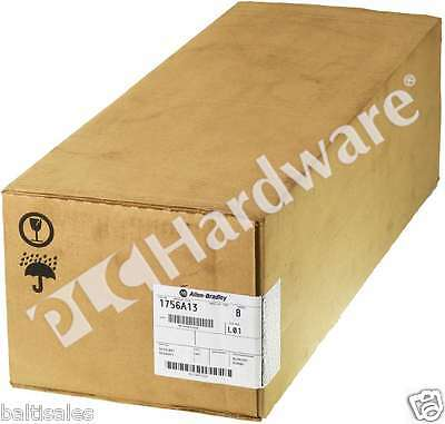 New Sealed Allen Bradley 1756-A13 Series B ControlLogix 13 Slot Chassis
