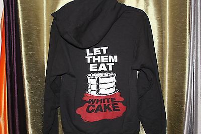 DJANGO UNCHAINED Quentin Tarantino LET THEM EAT WHITE CAKE Crew Hoodie Small