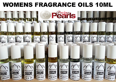 Womens Perfume Oil Designer Type Alternative Fragrance 10 ML *BUY 4 GET 1 FREE*