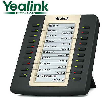 Yealink EXP20 LCD Display Expansion Module for SIP-T27G SIP-T27P SIP-T29G