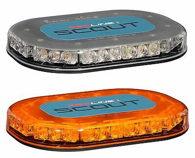 Amber Led Micro Warning Light Bar Mini Strobe Minibar Work Truck Narva Aeromax