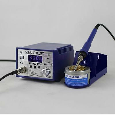 YIHUA-939D SMD Electric Soldering Station Iron Welding Kit for Mobile Phone PDA