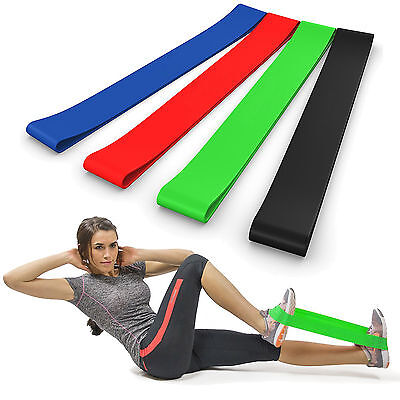 POWERFUL Resistance Streching Band - Pull Up Assist Bands Body Improve 10-40lbs