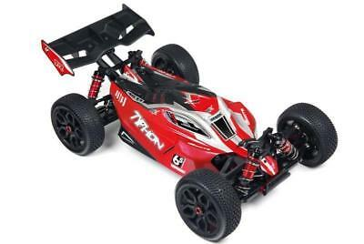 Arrma Typhon 6Sv2 BLX 4WD Race Buggy 1:8 RTR Hobbywing Quicrun