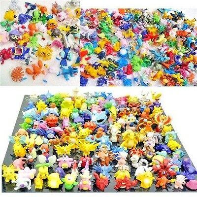 Wholesale Pokemon Pikachu Mini Random Figures Toy 24 48 72 144 PCS , BRAND NEW