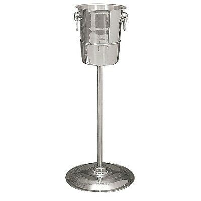 Wine Bucket Stand Stainless Steel Champagne Cooler Ice Holder - Sold Seperately