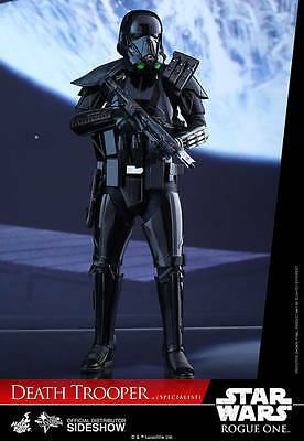 Death Trooper Specialist Rogue One Hot Toys 1/6 Figur Star Wars