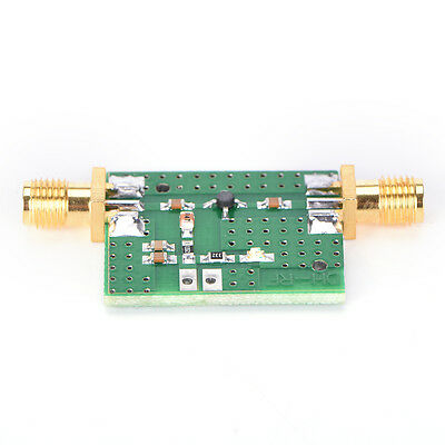 0.1-2000MHz RF wideband amplifier gain 30dB low-noise amplifier LNA BDAU