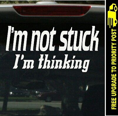 4x4 4wd funny OFF ROAD sticker not stuck 15 colors